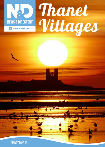 Thanet Villages Autumn 2018 Magazine